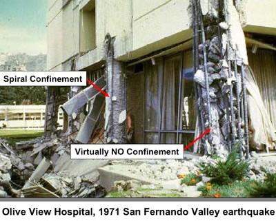 پیامد عدم رعایت اصل ستون قوی در ساختمان