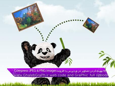 بهینه کردن تصاویر در وردپرس با افزونه Compress JPEG & PNG images