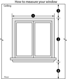 Okb for Window height from floor