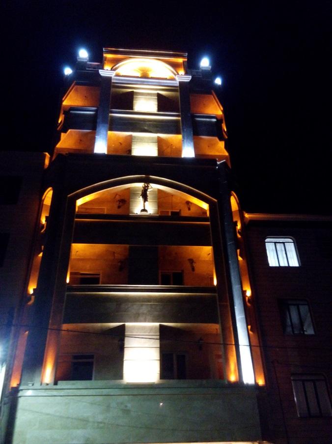 نورپردازی در نما
