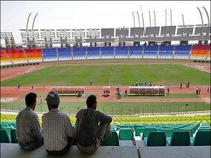 ورزشگاه نقش جهان در سال 95