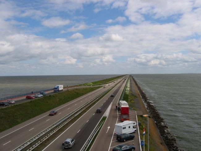 سیستم حفاظت دریایی هلند