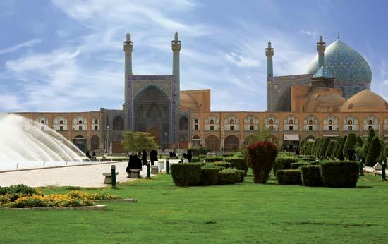 مشخصات مسجد جامع عباسی