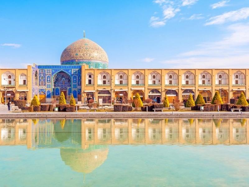 مشخصات مسجد شیخ لطف ا...
