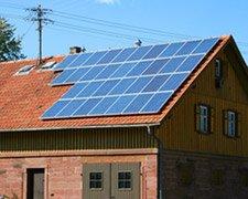 استفاده از پنل خورشیدی در منزل