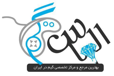 طراحی 3 لوگو حرفه ای وبسایت الماس گیم به اتمام رسید