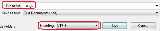 آموزش تنظیم Encoding صفحه